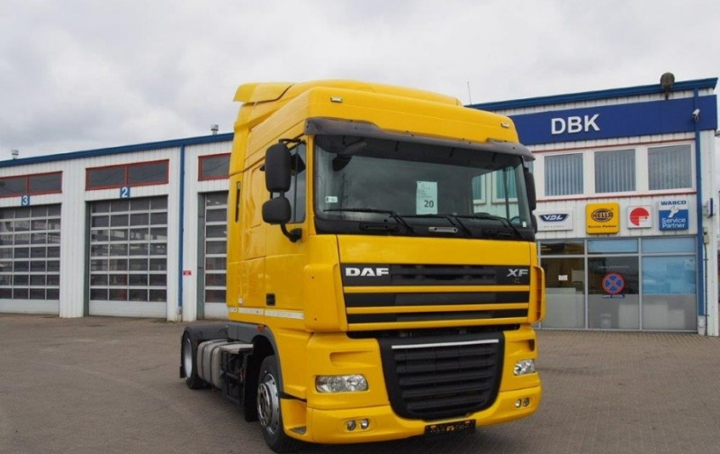 DAF XF 105.460  FT 2013 Euro6 SpaceCab