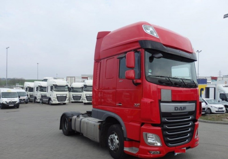 DAF XF 460 FT Euro5 2014 SuperSpace Cab