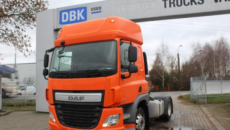 DAF XF 440 Euro 6 2015 Sleep Cab