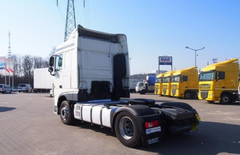 DAF XF 460 FT  Euro 6 2015 SpaceCab