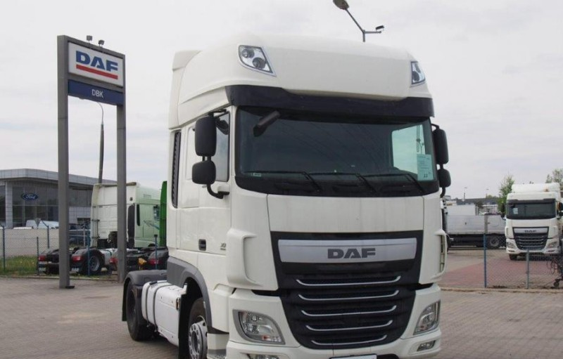 DAF XF 460 FT 2015 Super Space Cab Euro 6