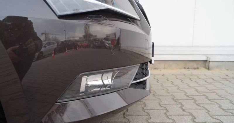 Skoda Superb III 2017 36500km