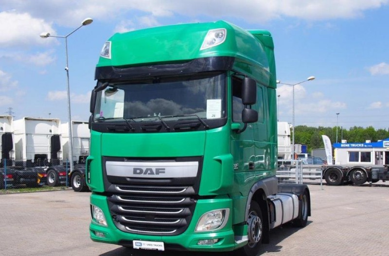 DAF XF 460 FT Euro 6 Super Space Cab i CB Radio – 2015