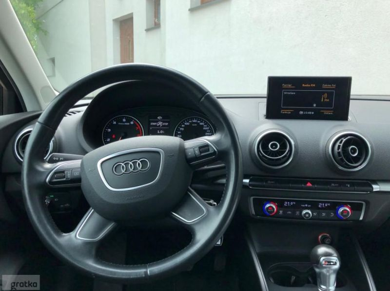 Audi A3 III (8V) Sedan , Salon PL , Automat 2015