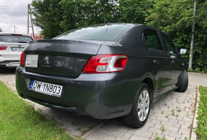 Peugeot 301 Sedan , Salon PL