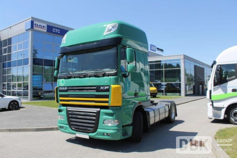 DAF XF 105.460 FT  Euro 5 Automat 2013