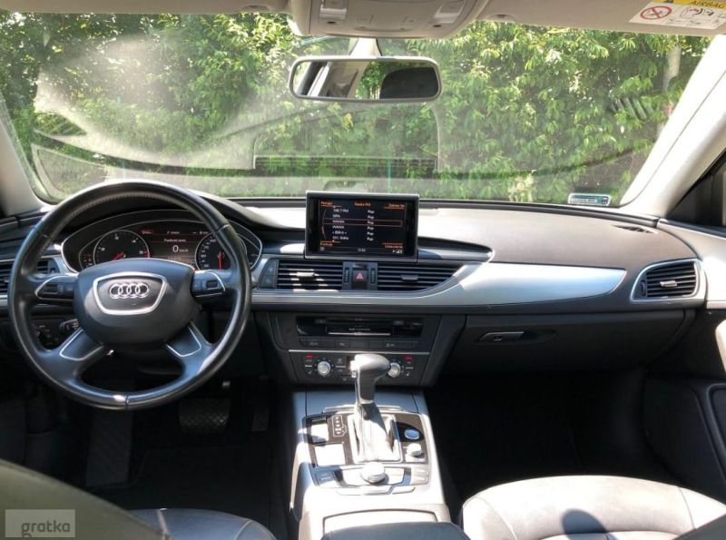 Audi A6 IV (C7) Sedan , Salon PL, 2.0TDI 177KM
