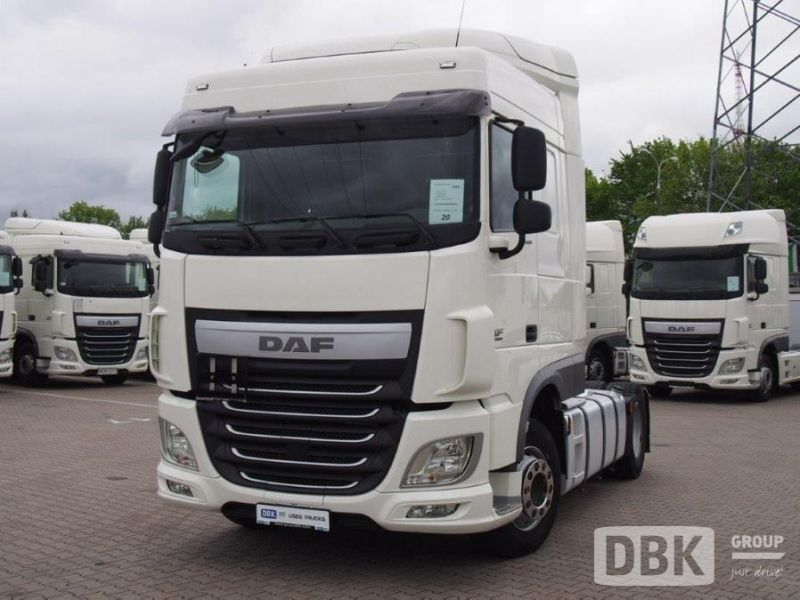 DAF XF 460 FT  Space Cab Automat 2014