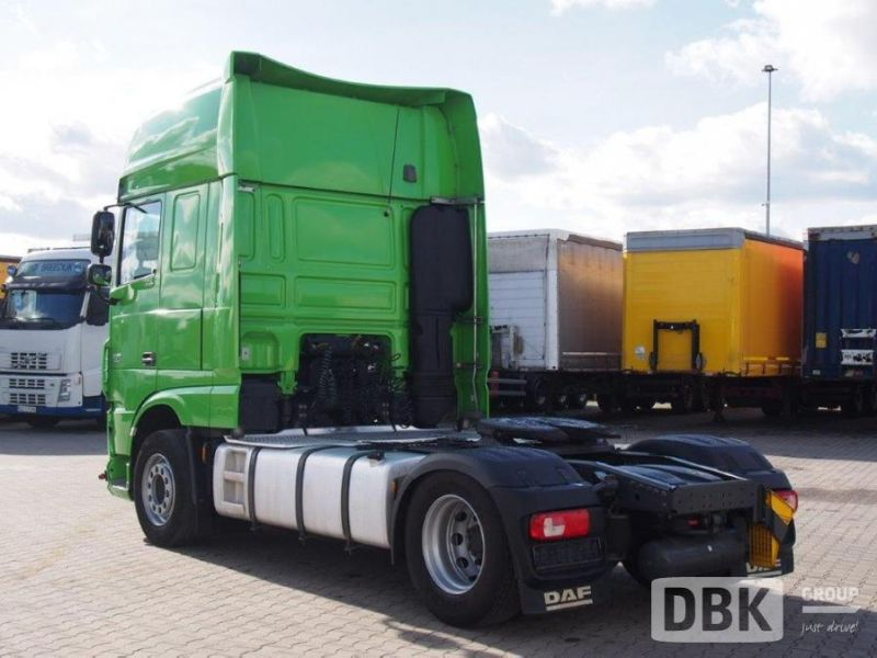 DAF XF 440 FT Automat Super Space Cab 2014 halogeny dachowe