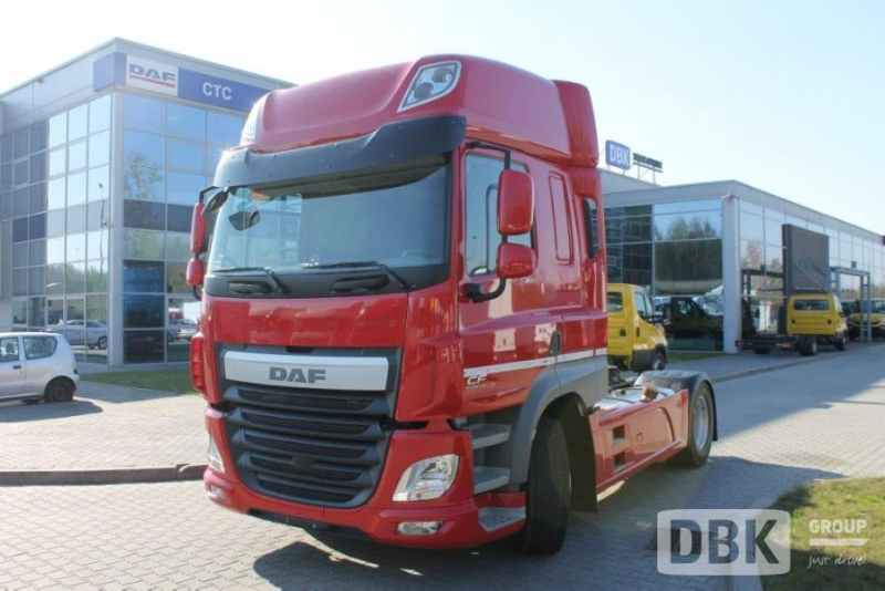 DAF FT 460 CF Automat SpaceCab Euro 6 2015