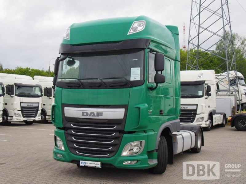 DAF XF 460 FT Automat SuperSpaceCab Euro 6 2015