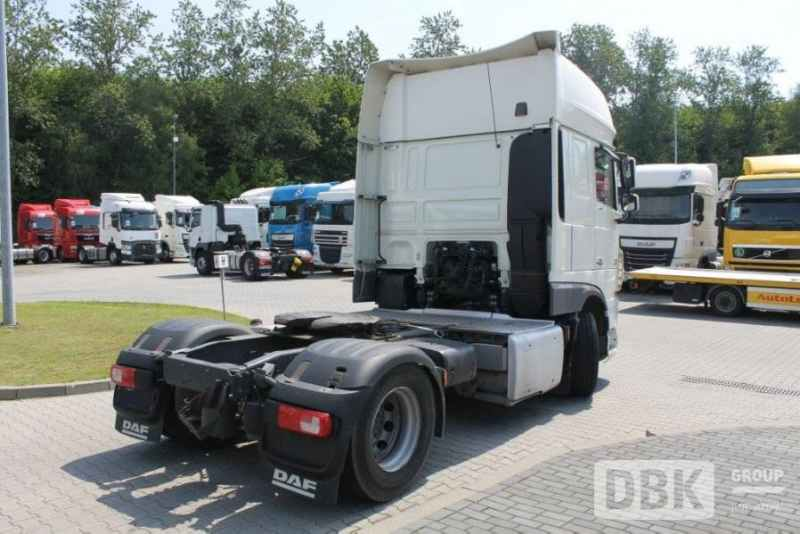 DAF XF 460 FT Automat Euro 6 SuperSpaceCab 2014