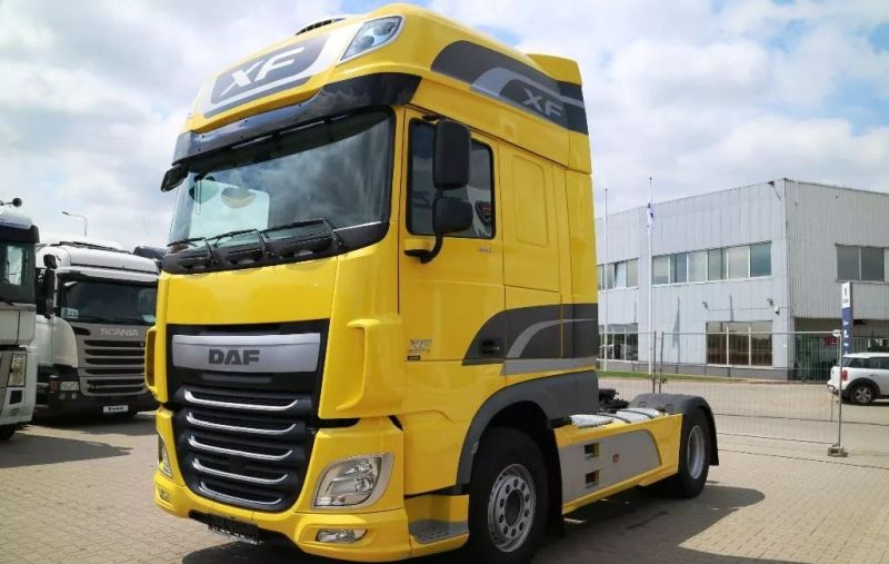 DAF XF 460 FT (Super Space) Automat Euro 6 2016