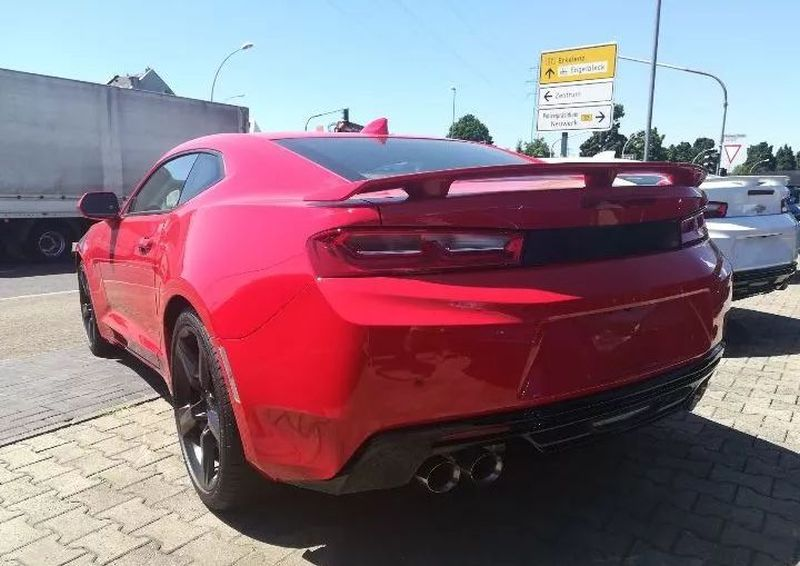Chevrolet Camaro Coupe Benzyna 445KM Automat 2018