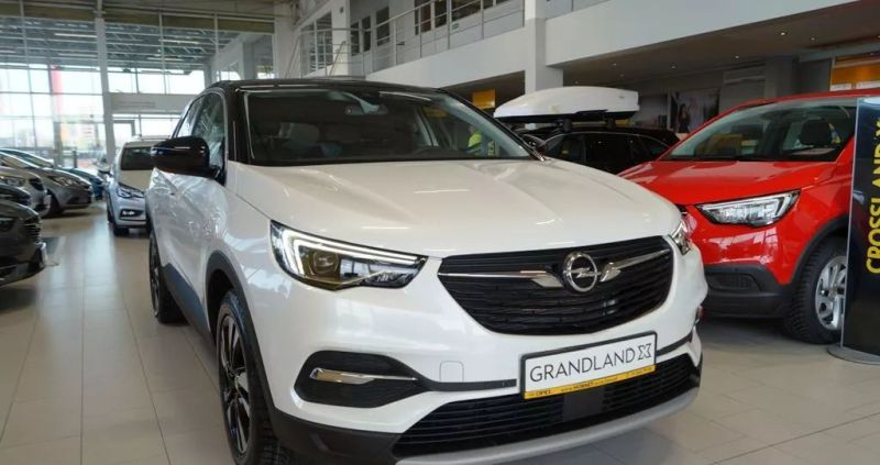NOWY OPEL GRANDLAND X Innovation 1.2 Turbo 130KM AUTOMAT AT8 2019