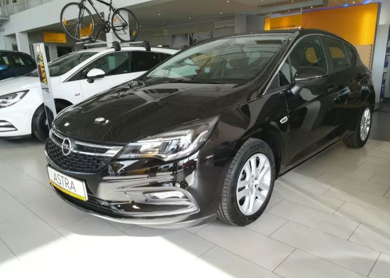 Opel Astra K Hatchback 1.6 Turbo 200KM AT6 2019