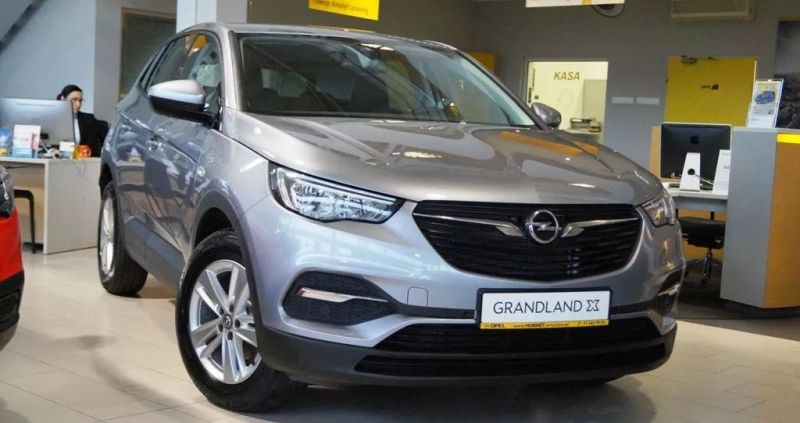 Nowy Grandland X Enjoy 1.2 Turbo 130KM Automat 2019