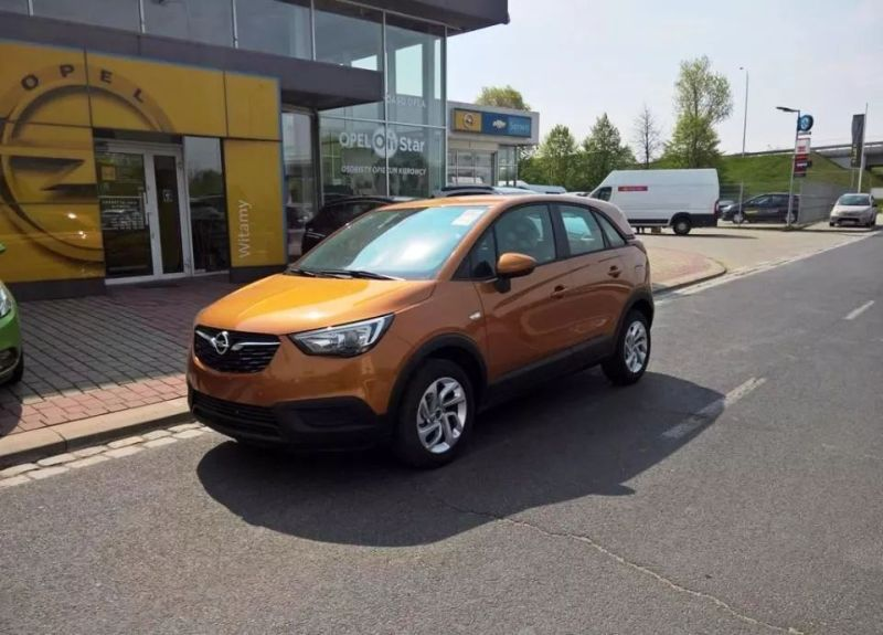 OPEL CROSSLAND X ENJOY 1.2 82KM  2019