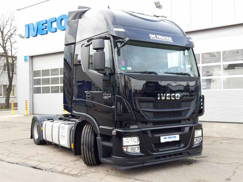 IVECO AS440S46 T/FP LT 2015 LowDeck Automat 460KM Euro 6 | ID 795