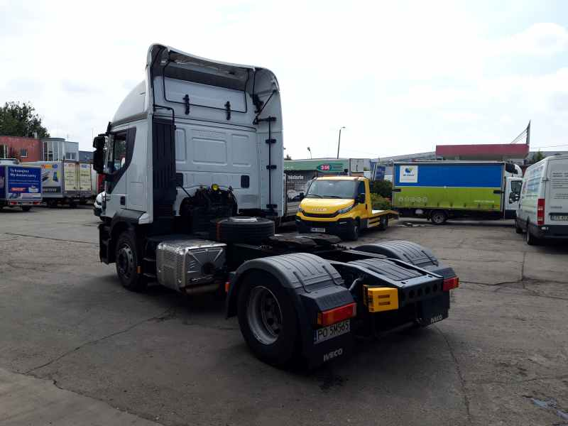 IVECO AT4S46 T/P Standard 2015 Automat 460KM Euro 6