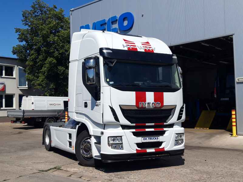 IVECO AS440S46 T/P Standard 2015 Automat 460KM