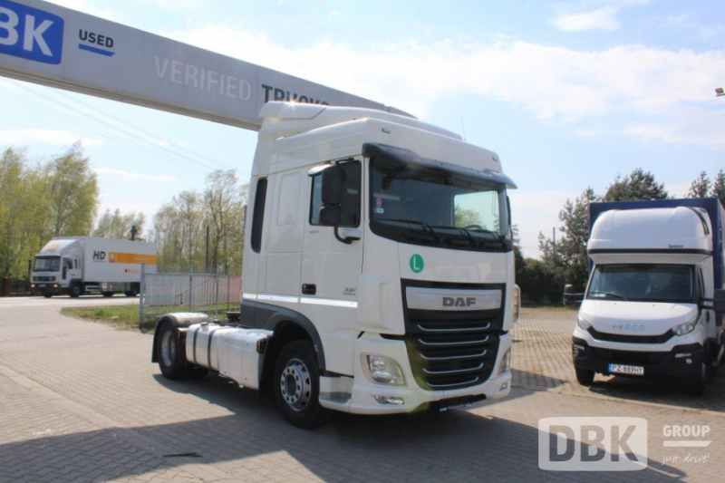 DAF XF FT 460 Euro 6 Automat 2015