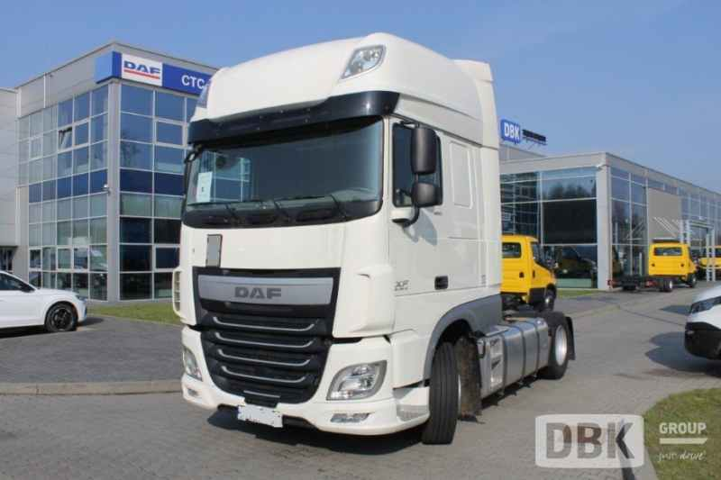 DAF XF 460 FT Euro 6 SupreSpaceCab Automat 2015