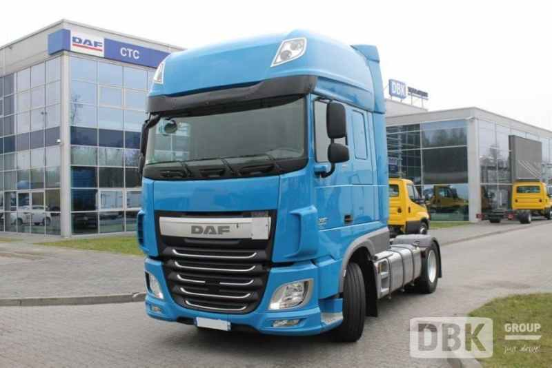 DAF XF 460 FT Euro 6 SuperSpaceCab Automat 2015 | ID 884