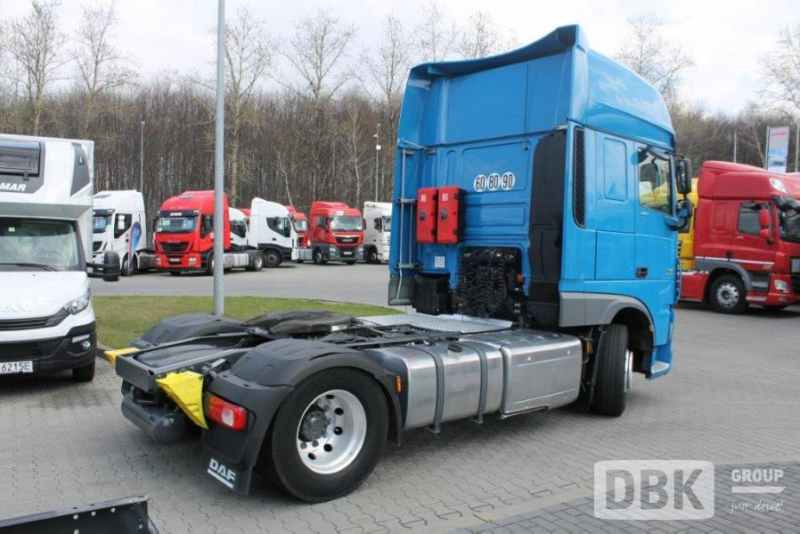 DAF XF 460 FT Automat Euro 6 SuperSpaceCab 2015