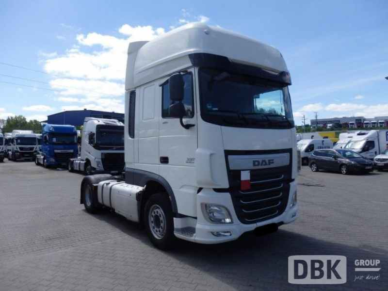 DAF XF 460 FT Automat Euro 6 SuperSpaceCab 2016