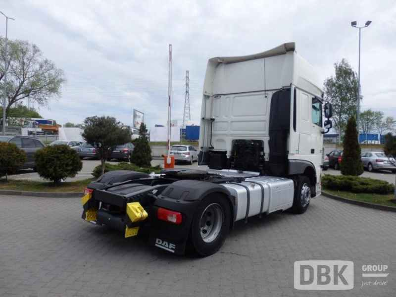 DAF XF 460 FT Euro 6 2016 LowDeck SuperSpaceCab