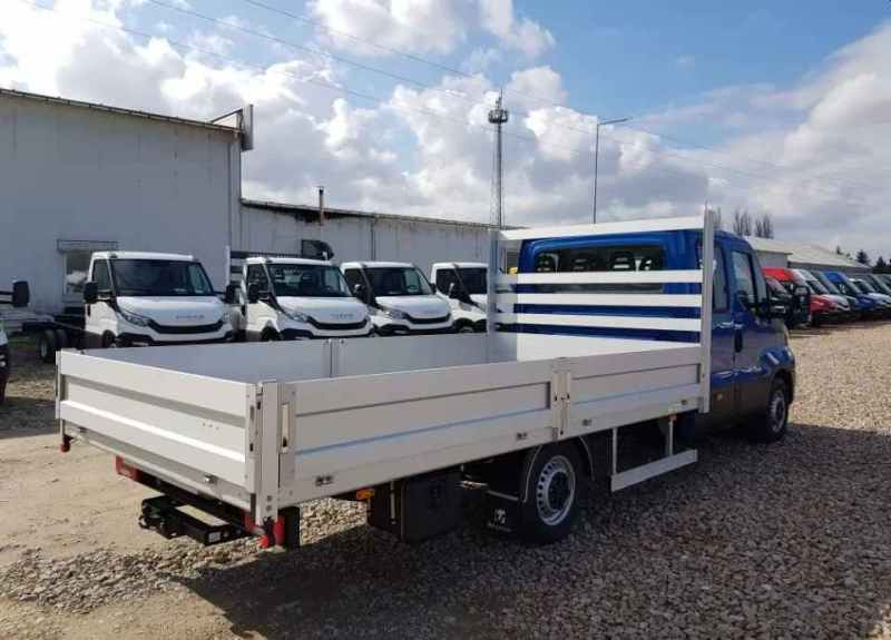 Iveco Daily 35S18D 3.0 180KM 7os. Skrzynia 2019