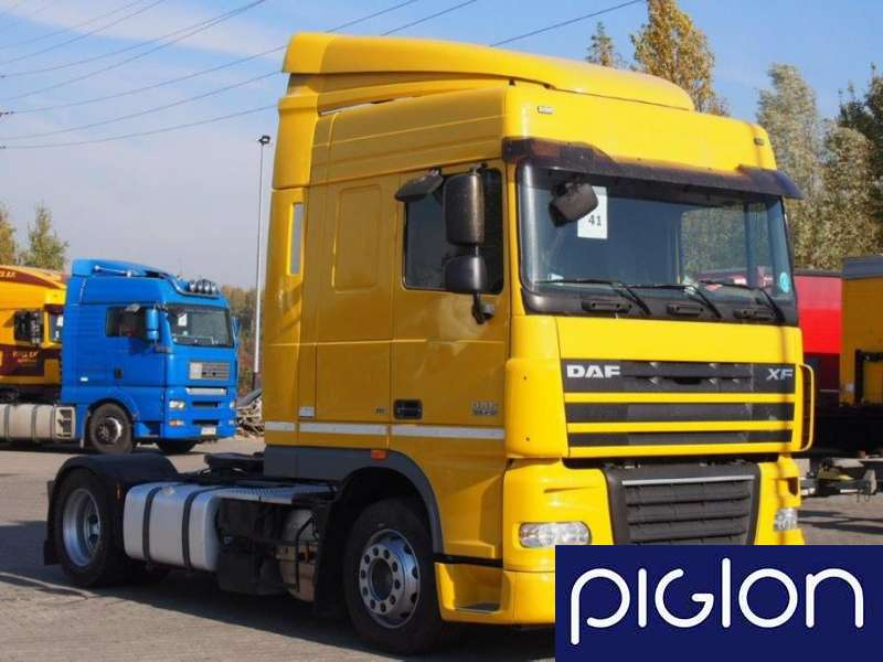 DAF XF 105.410 FT Euro 5 LowDeck SpaceCab 2012