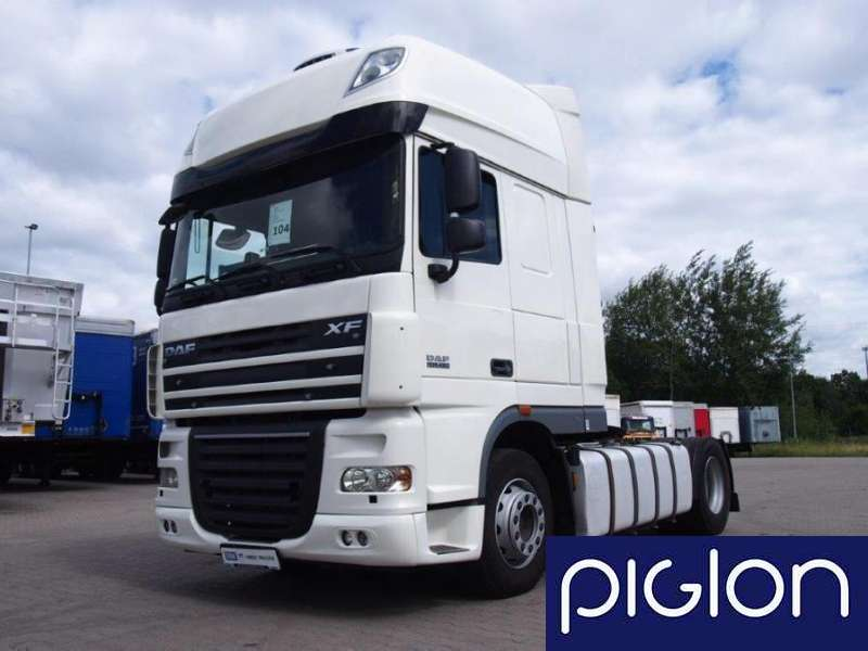 DAF XF 105.460 FT Euro 5 SuperSpaceCab Standard 2011