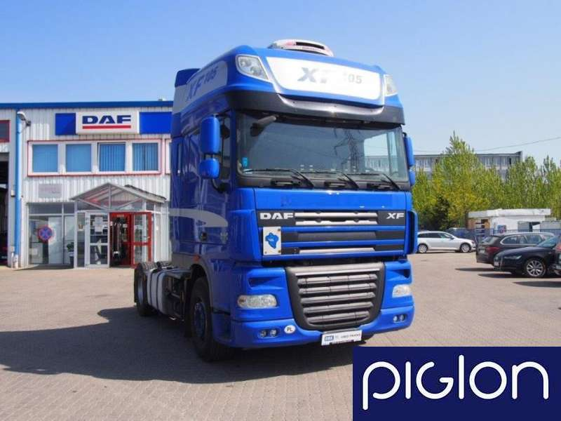 DAF XF 105.460 FT Euro 5 SuperSpaceCab Standard 2012