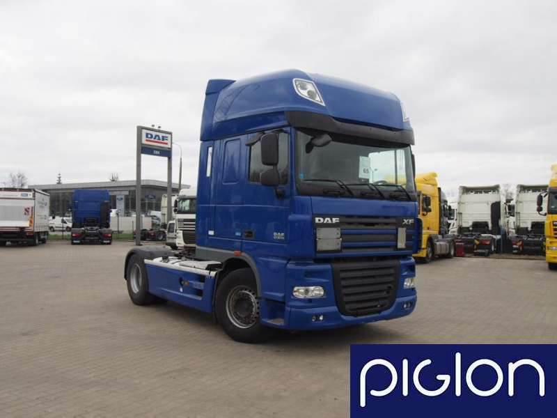 DAF XF 105.460 FT Euro 5 Standard SuperSpaceCab 2012 Automat