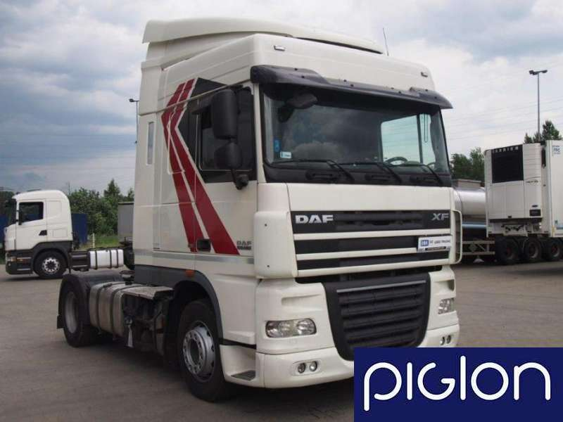 DAF XF 105.460 FT Euro 5 SpaceCab 2012 Standard Automat