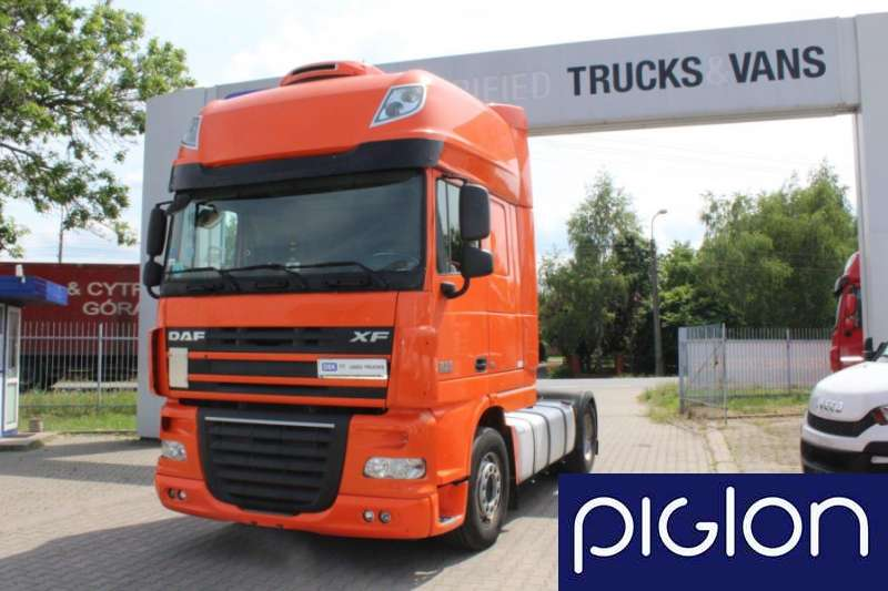 DAF FT XF 105 460 EEV SuperSpaceCab 2012 Standard Automat