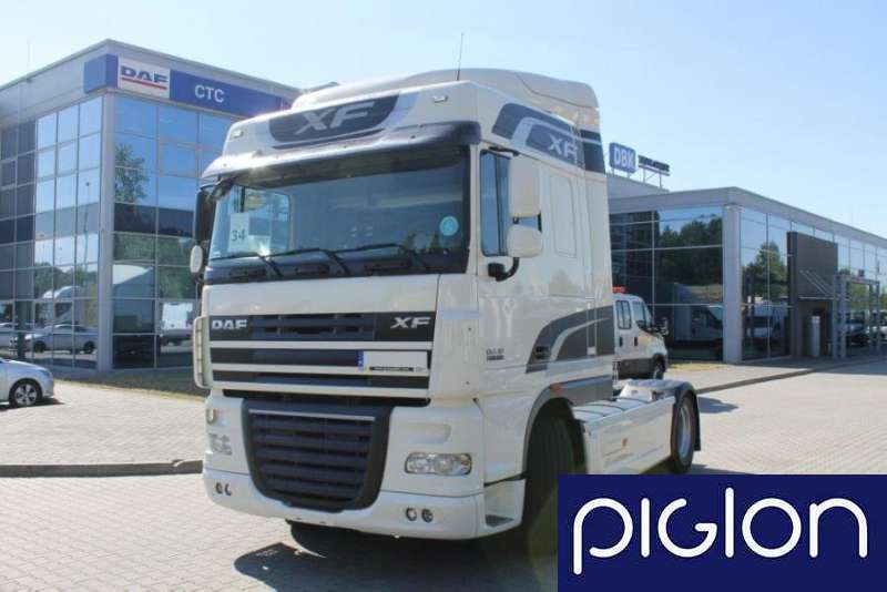 DAF FT XF 460 SpaceCab Automat 2013 Standard