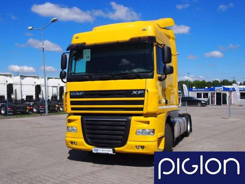 DAF FT XF 105 460 LOW DECK Euro 5 2013 SpaceCab Automat