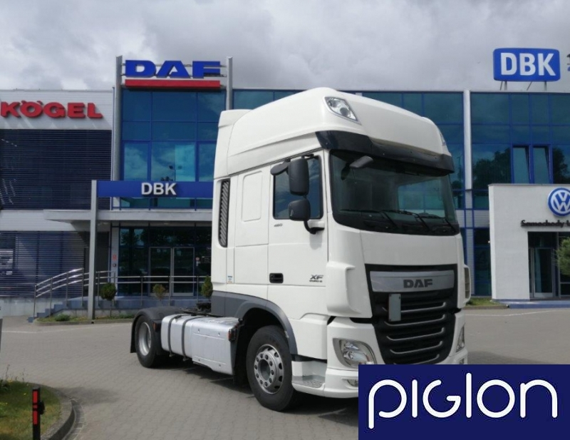 DAF XF FT 460 Euro 6 Automat 2016 SuperSpaceCab