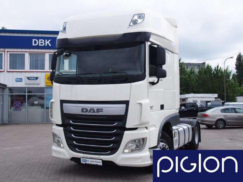 DAF XF 460 FT SuperSpaceCab Automat 2016