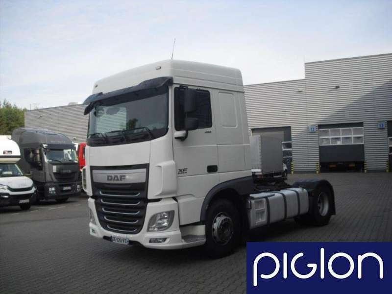 DAF XF 460 FT Euro 6 2014 SpaceCab