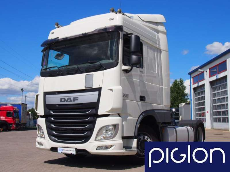 DAF XF 460 FT Euro 6 SpaceCab 2014