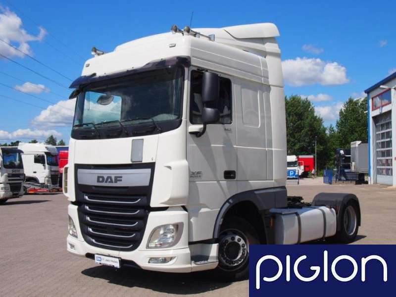 DAF XF 460 FT LOW DECK Euro 6 SpaceCab 2014 | ID 1119