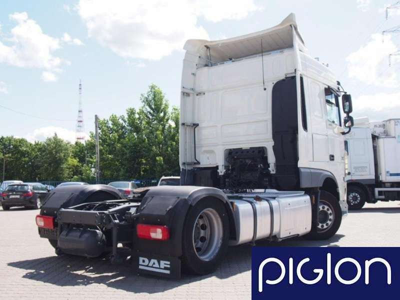 DAF XF 460 FT LOW DECK Euro 6 SpaceCab 2014