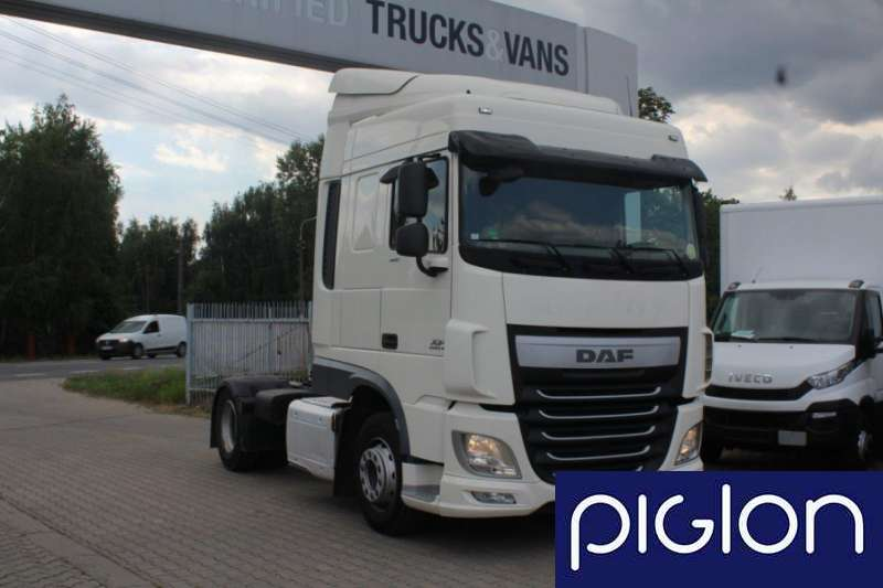 DAF XF 460 FT Euro 6 Automat SpaceCab 2014