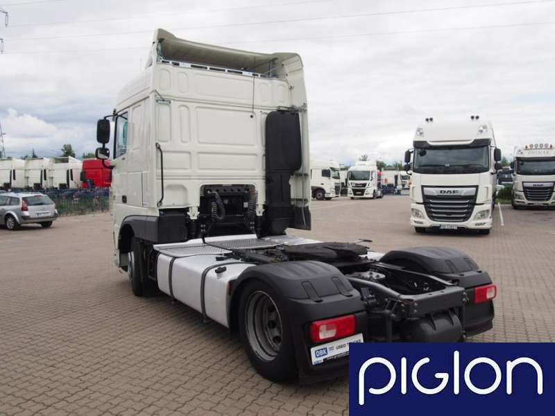 DAF XF 460 FT LOW DECK Euro 6 SpaceCab 2015