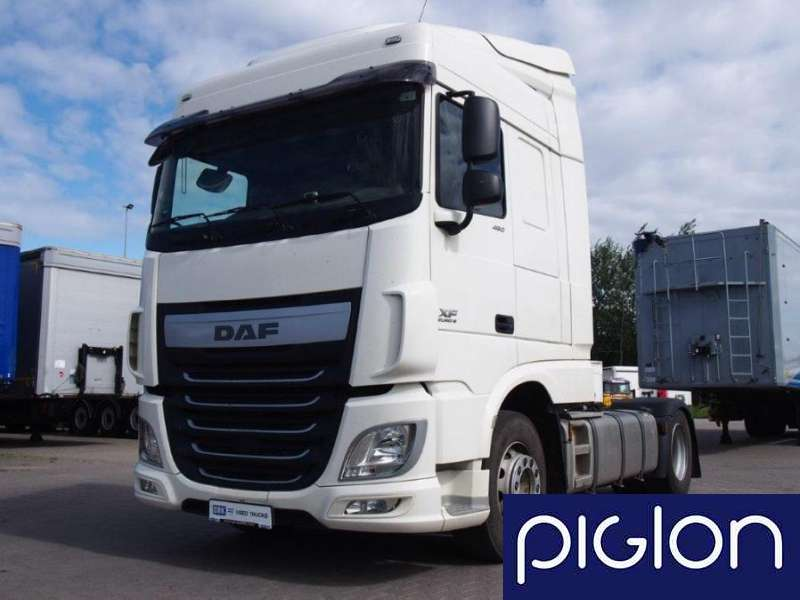 DAF XF 460 FT Euro 6 Standard SpaceCab 2014