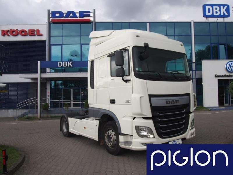 DAF XF 460 FT Euro 6 SpaceCab Standard Automat 2014 | ID 1129